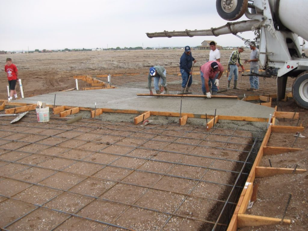 Installing and setting up mobile homes the complete buyer for Slab foundation vs basement