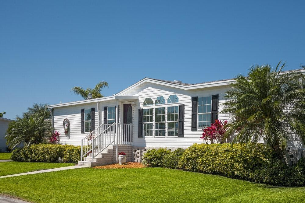 triple wide florida mobile home