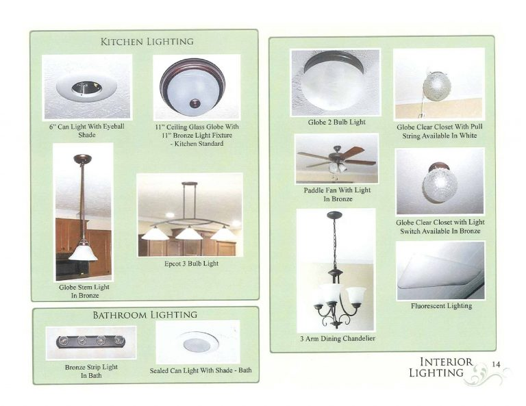 Attractive Lighting Options